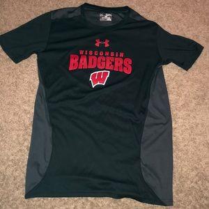 University of Wisconsin Badgers boys athletic 16